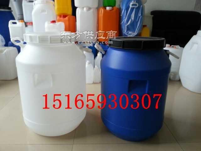 供应50公斤螺旋开口塑料桶图片