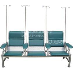 三连排输液椅图片