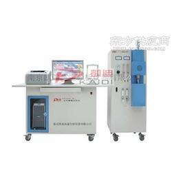 高频红外碳硫分析仪高频燃烧系统图片