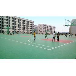 硅PU球场材料|咸宁硅PU球场|广州帝森(查看)图片