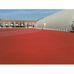 广州帝森|400米塑胶跑道厂家|恩施400米塑胶跑道图片