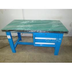 复合板钳工桌/榉木钳工桌/重型钢板钳工桌图片