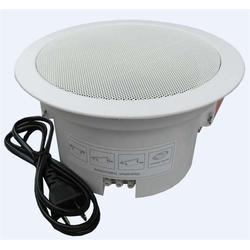 明装有源吸顶喇叭功率-明装有源吸顶喇叭-惠智普专业生产图片