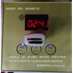 医院电视伴音系统音量开关功能可定制-惠智普优惠促销中图片