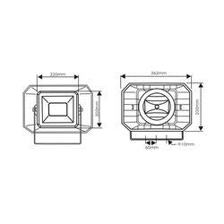 惠智普免费技术支持-巡逻车车载号筒式扬声器图片