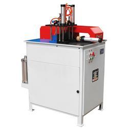 切45度角铝材切割机_铝材切割机_金久机械图片