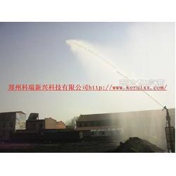 火电厂灰场喷水降尘-喷淋抑尘系统图片
