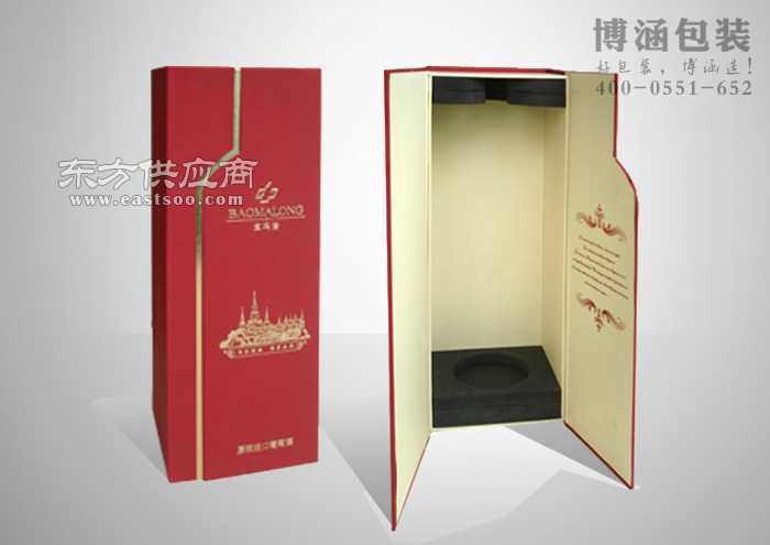 红酒包装厂家 红酒包装盒 定制红酒礼盒批发