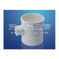 PVC-U实壁螺旋排水管图片
