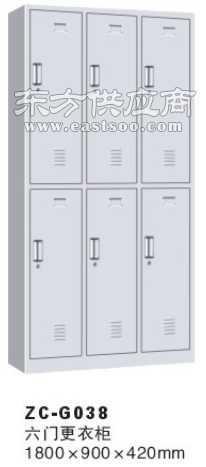 供应铁皮学生更衣柜更衣室更衣柜更衣柜规格图片