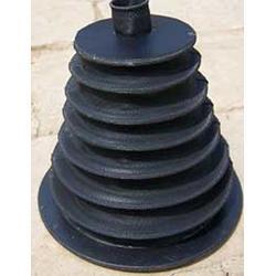 圆形风琴防护罩生产厂家、风琴防护罩、信加鑫机床附件图片