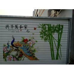 滨州车库门、临朐凯镁车库门、翻板车库门图片