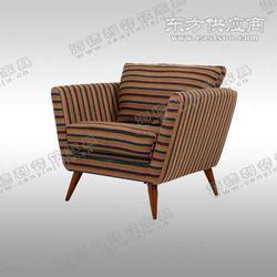 咖啡厅欧式卡座沙发首选海德利图片