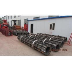 水泥井管模具厂_重庆井管模具_和谐机械(查看)图片