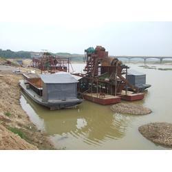 绞吸式挖沙船哪家好-马鞍山挖沙船-鑫拓重工机械(查看)图片