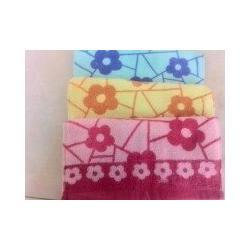 雨泽家纺(图),库存提花毛巾,毛巾图片
