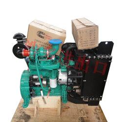 康明斯发动机4BT3.9柴油机图片