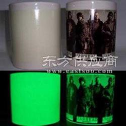 陶瓷用黄绿光夜光粉图片