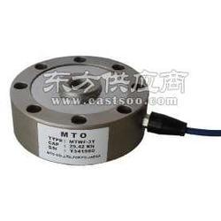 进口法兰式拉压力传感器-50kg轮辐式传感器-MTWH-5kg图片