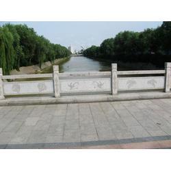五莲灰石材桥栏板、建栋石材、石材桥栏板图片
