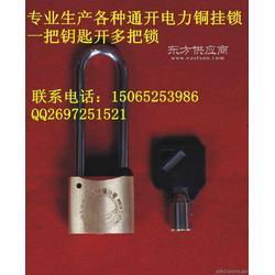 电力表箱专用梅花铜锁图片