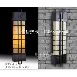 仿云石壁灯产品户外壁灯不锈钢壁灯铁艺雕刻柱头灯图样定做图片