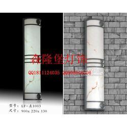 壁灯网上贸易仿云石壁灯款式选择户外壁灯不锈钢焊合工艺图片