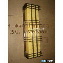 不锈钢铝制壁灯灯罩 酒店工程壁灯 外围墙透光石壁灯图片