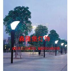造型异型圆柱景观灯龙柱LED景观灯树脂仿云石景观灯图片