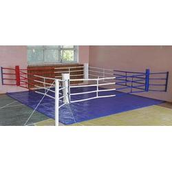 猛龙体育用品、拳击台报价、潍坊拳击台图片
