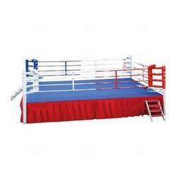 山东省拳击台|散打拳击台|猛龙体育用品图片