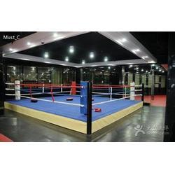 山东省拳击台、拳击台多少钱、猛龙体育用品图片