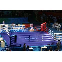 拳击台厂_猛龙体育用品_拳击台图片