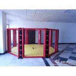 潍坊八角笼|猛龙体育用品|八角格斗笼图片