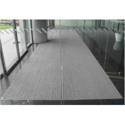 商场门口铝合金防尘防污地垫彩永装饰供应图片