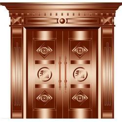 上饶铜门,铝铜门什么价,南昌铜门十大名牌图片