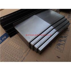 沧州亿达、龙门铣床钢板防护罩、钢板防护罩图片