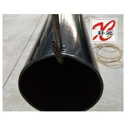 219热浸塑钢管厂家哪家好?轩驰公司219电缆保护管厂家图片