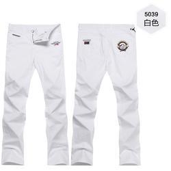 广州白色男士休闲裤,男士休闲裤,迈联贸易图片