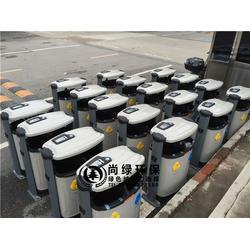 垃圾桶-烤漆分类垃圾桶-长沙尚绿环保(优质商家)图片