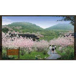 园林效果图、鲁班艺术(已认证)、庆阳园林图片