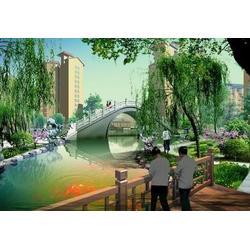 明溪市政、市政园林、鲁班艺术图片
