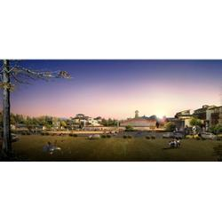 园林、景观园林、鲁班艺术(认证商家)图片