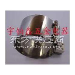 不锈钢耐高温型发热圈图片