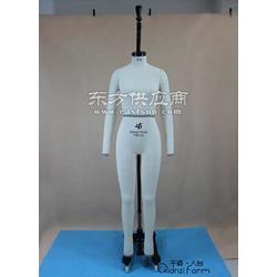 服装板房试衣专用人台女全身服装打板公仔M码图片