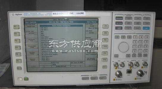 GSM手机综合测试仪8960/E5515C批发。其它电子测量仪器,深圳市汇通天下仪器有限公司联系人:王文英电话:13422851817地址:深圳市龙华新区民治街道创业花园创新大厦7栋5028960是用于手机测试的综合测试仪,在统一的硬件平台E5515A/B/C上可以根据安装的软件不同,进行各种不同制式手机的综合测试。8960(E5515C)是美国安捷伦Agilent公司出品的一款无线通信测试仪,专为大规模自动化手机制造测试而设计,易于编程,并具有出色的速度、精确性和可重复性。它可为移动设备制造商降低测试成
