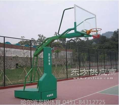 箱式篮球架地埋篮球架