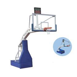 篮球架、电动液压篮球架、恒诚体育图片