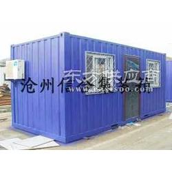 住人集装箱活动房/保温住人集装箱/3m6m活动房图片