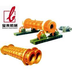 全自动钢筋笼滚焊机|钢筋笼滚焊机|水利机械厂图片